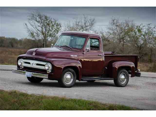1953 Ford F100 | 970016
