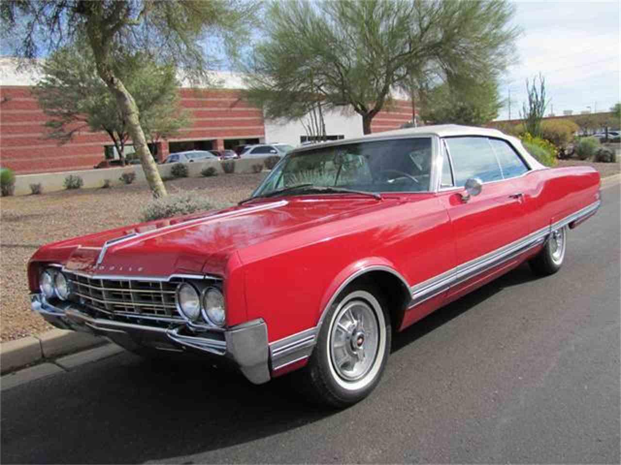 1965 oldsmobile 98 971604