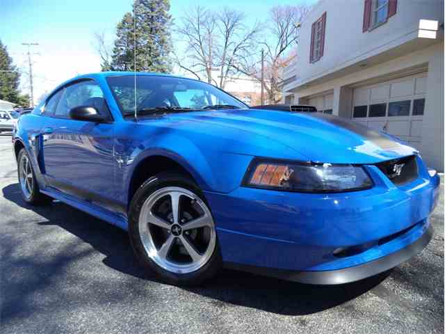 2003 Ford Mustang Mach 1 | 971607