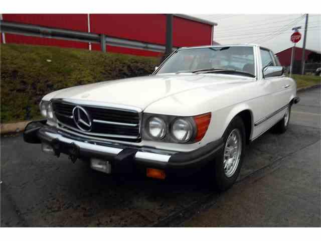 1985 Mercedes-Benz 380SL   970161