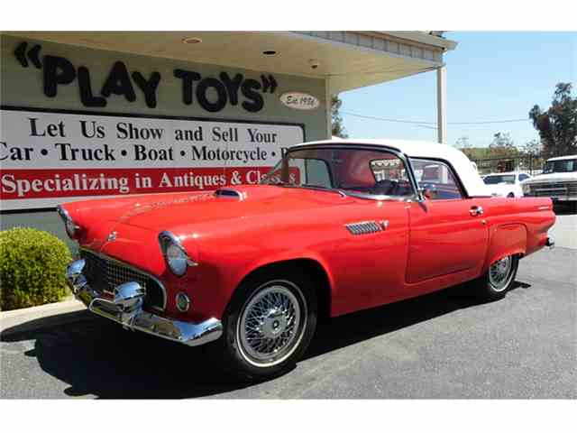 1955 Ford Thunderbird | 971613