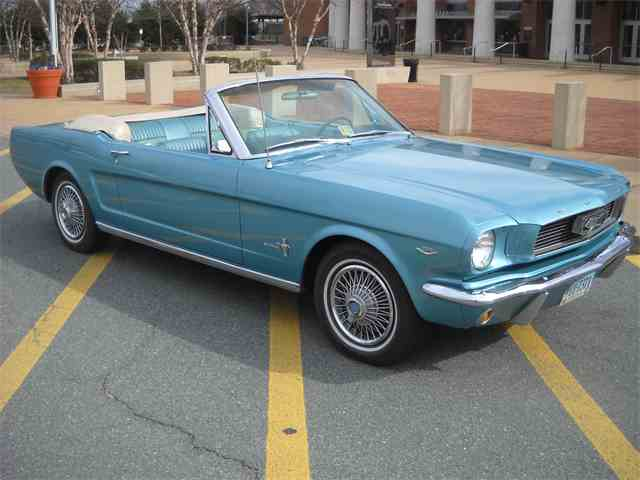 1966 Ford Mustang | 971622