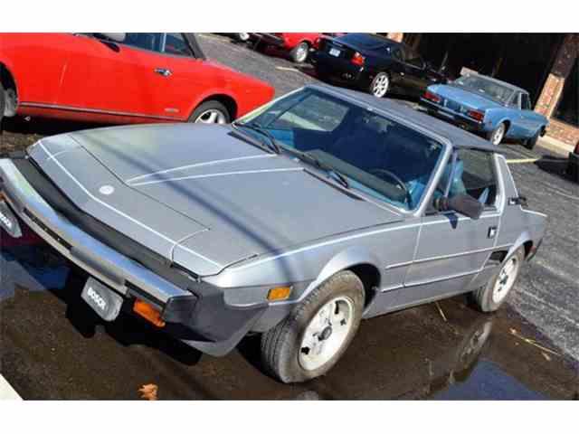 1981 Fiat X1/9 | 971623