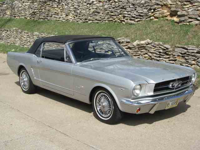 1965 Ford Mustang | 971625