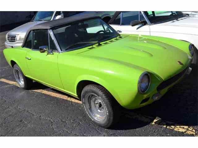 1977 Fiat Spider | 971626