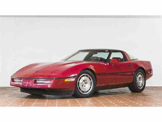 1986 Chevrolet Corvette | 970163