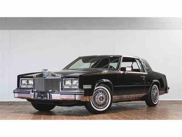 1985 Cadillac Eldorado Biarritz | 970164