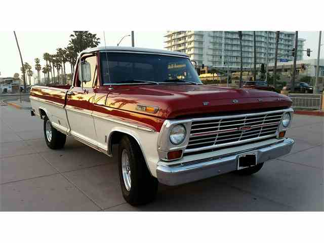 1969 Ford F100 | 971682