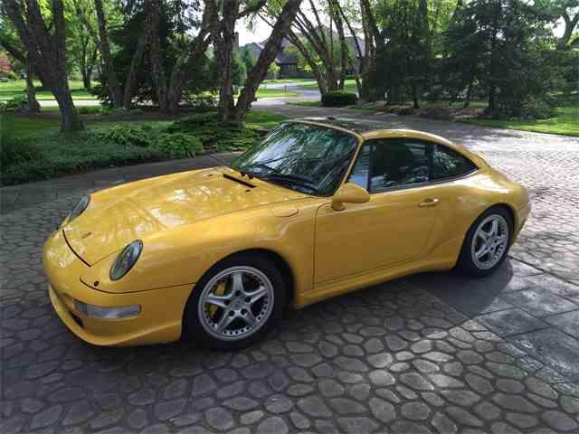 1996 Porsche Targa | 971683