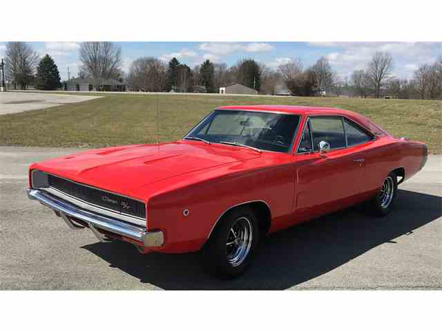 1968 Dodge Charger R/T | 971705