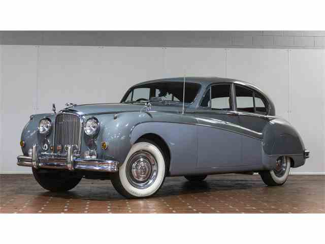 1958 Jaguar MkIII | 970171