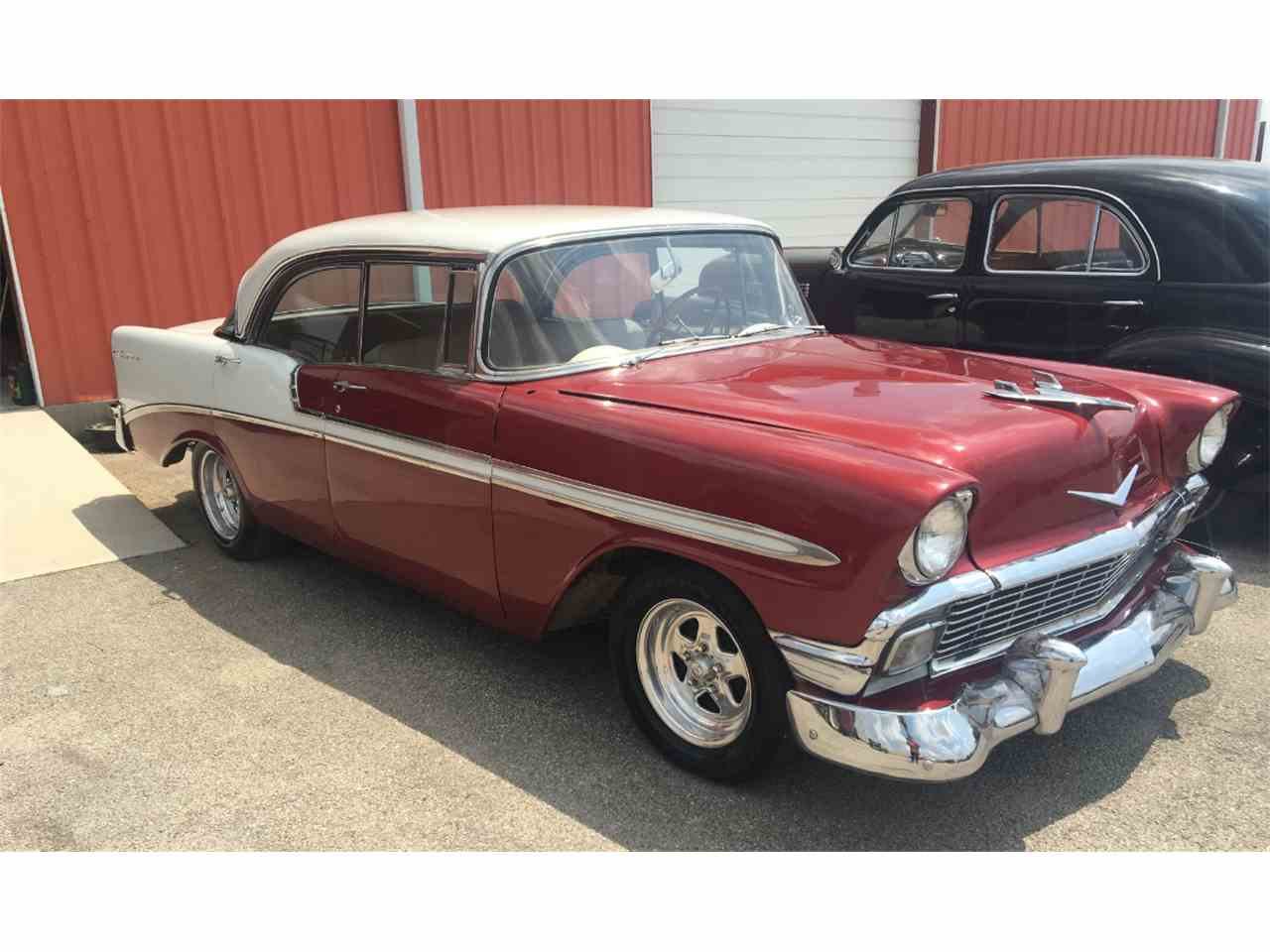 1956 chevrolet bel air for sale classic car liquidators - 1956 Chevrolet Bel Air For Sale Cc 971732