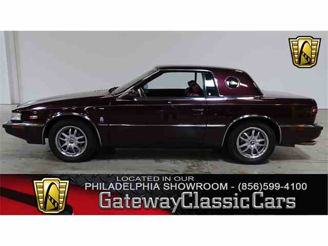 1989 Chrysler TC by Maserati | 971739