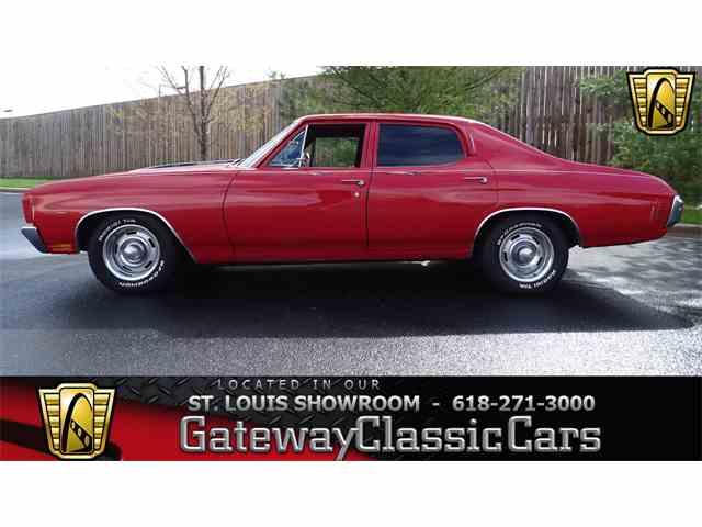 1970 Chevrolet Chevelle | 971742