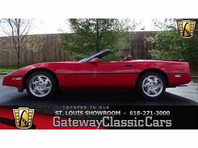 1990 Chevrolet Corvette | 971743