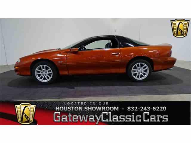 2001 Chevrolet Camaro | 971750