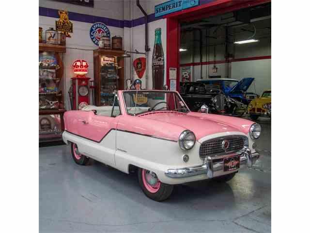 1959 Metropolitan Nash Convertible   971768