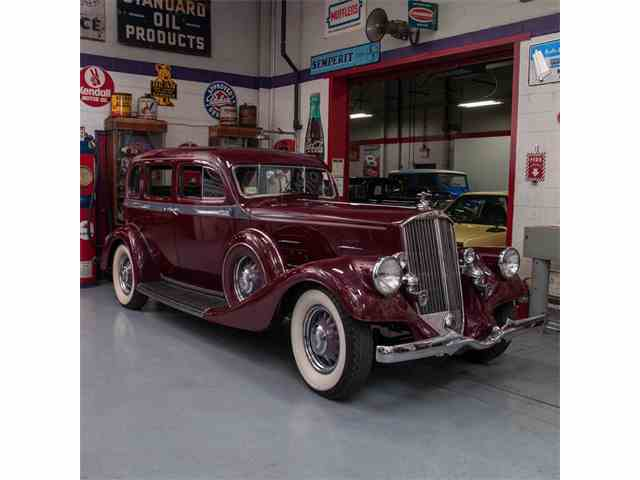1934 Pierce-Arrow 1240A | 971771
