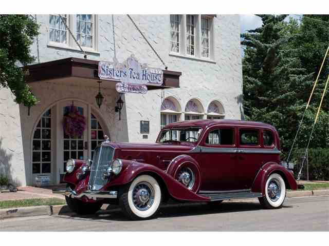 1934 Pierce-Arrow 1240A | 971771