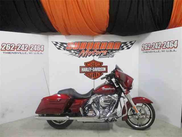 2016 Harley-Davidson® FLHXS - Street Glide® Special | 971776