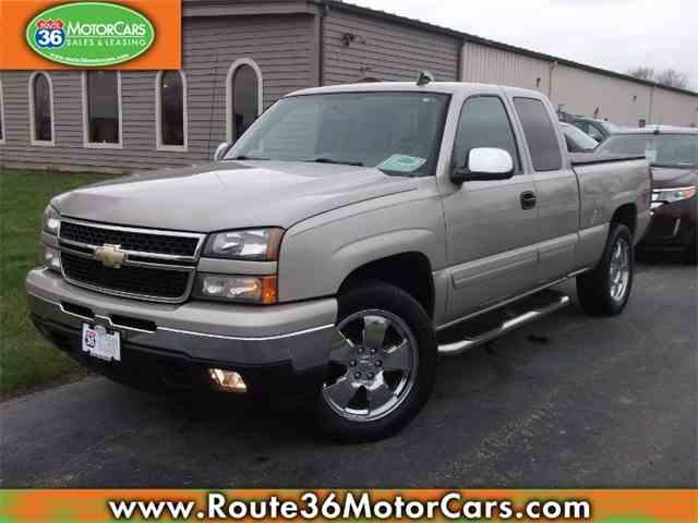 2007 Chevrolet Silverado 1500 Classic | 971780