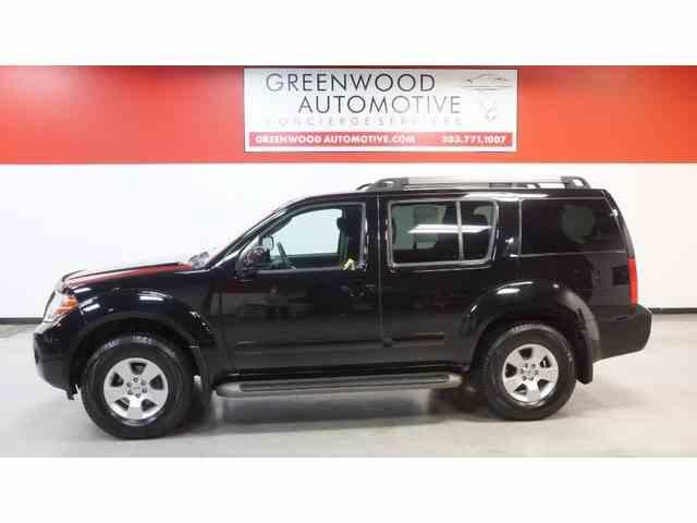 2012 Nissan Pathfinder   971783