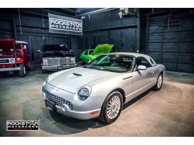 2004 Ford Thunderbird | 971789