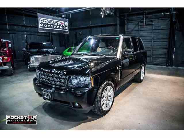 2012 Land Rover Range Rover | 971795