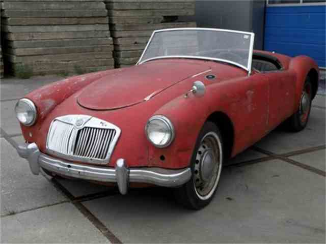 1956 MG MGA | 971798