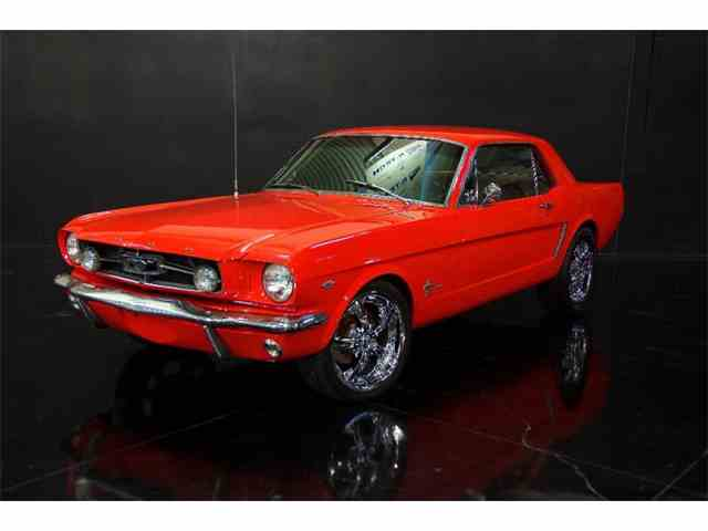 1965 Ford Mustang | 971799