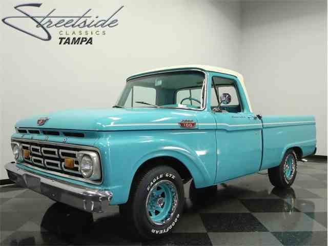 1964 Ford F100 | 971808