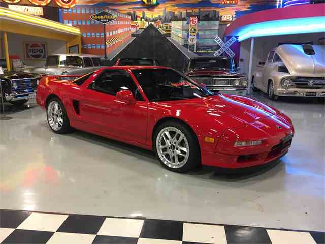 Picture of '95 NSX - KTUT