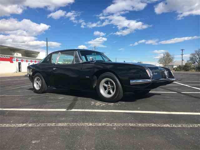 1963 Studebaker Avanti | 971825