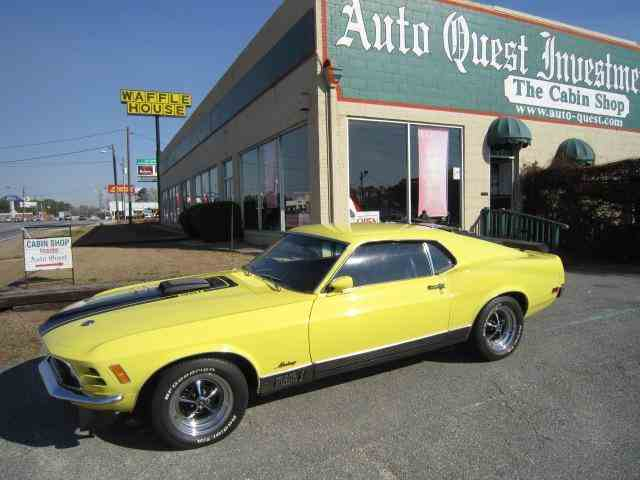 1970 Ford Mustang | 971832