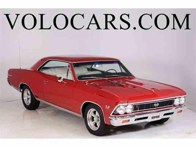 1966 Chevrolet Chevelle SS | 971845