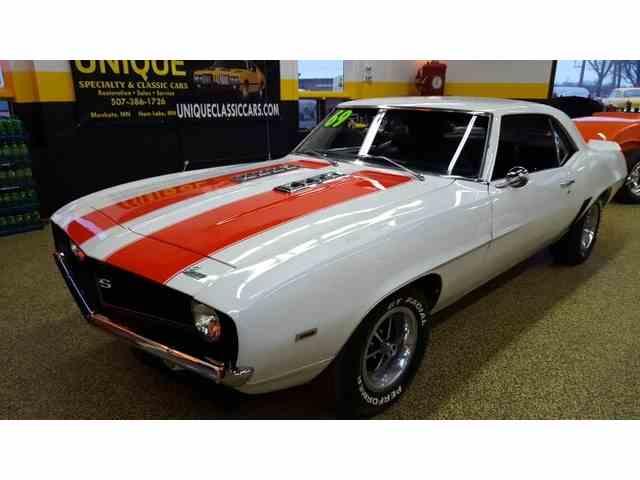 1969 Chevrolet Camaro SS | 971849