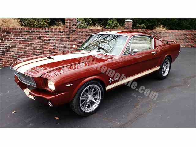1966 Ford Mustang | 971852