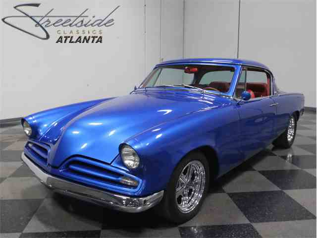 1953 Studebaker Champion Regal Starliner Restomod | 971856