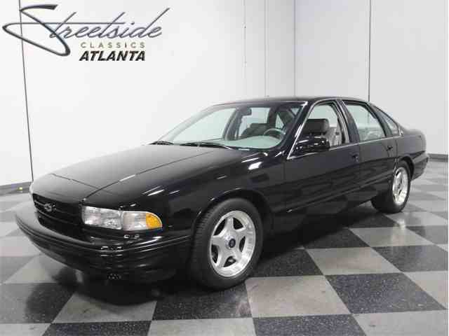 Picture of '95 Impala SS - KTW3