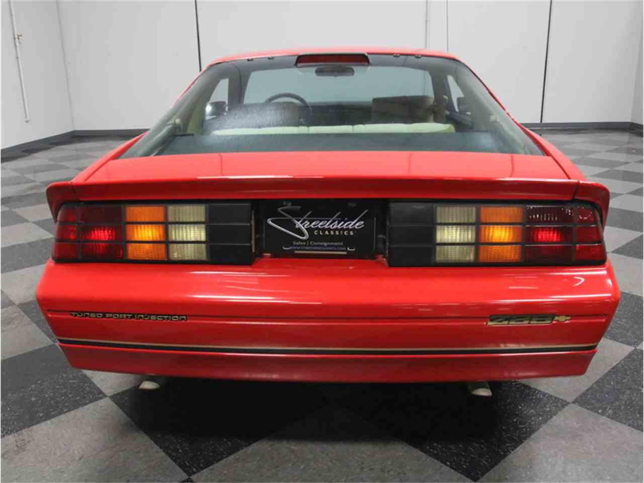 1986 Chevrolet Camaro Iroc Z28 For Sale Classiccars Com