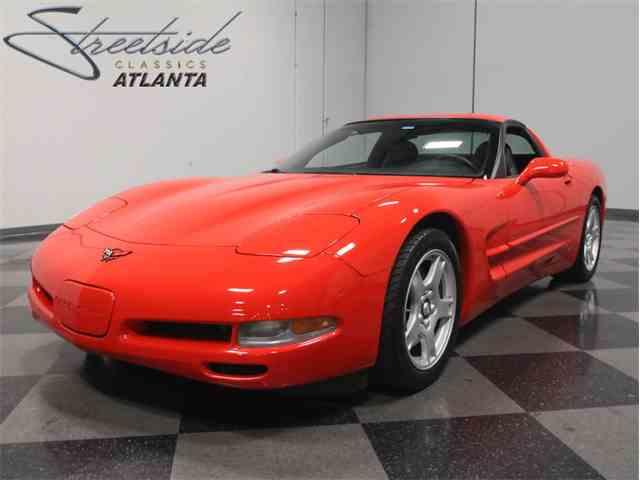 1998 Chevrolet Corvette | 971861