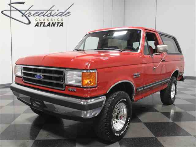 1991 Ford Bronco | 971862