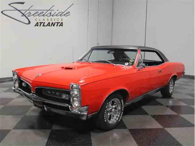1967 Pontiac GTO | 971873