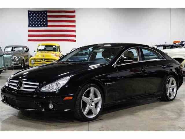 Classifieds for classic mercedes benz amg 19 available for 2006 mercedes benz cls55 amg