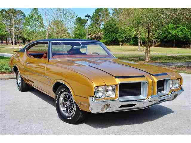 1971 Oldsmobile 442 | 971883