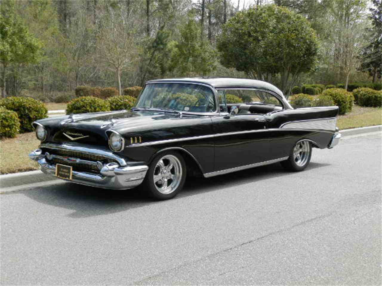 Bel Air Car >> 1957 Chevrolet Bel Air For Sale Classiccars Com Cc 971892