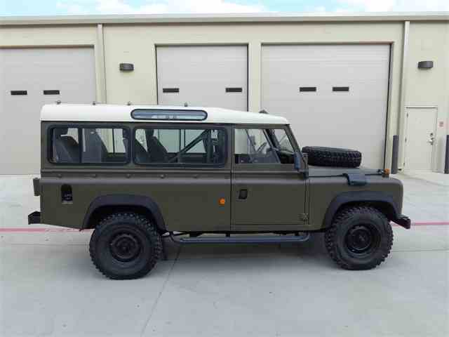 1989 Land Rover Defender 110 Military | 971893