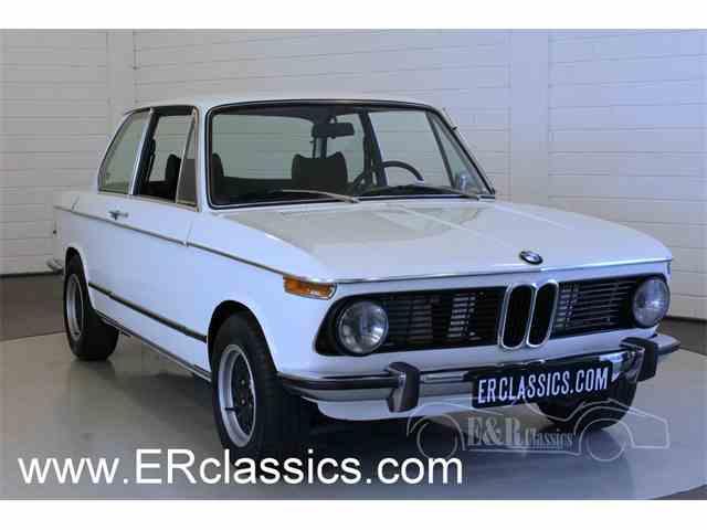1974 BMW 2002   971896