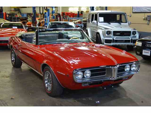 1967 Pontiac Firebird HO 326 Convertible | 971901