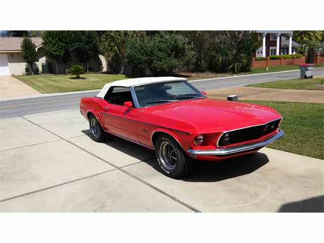 1969 Ford Mustang | 971903